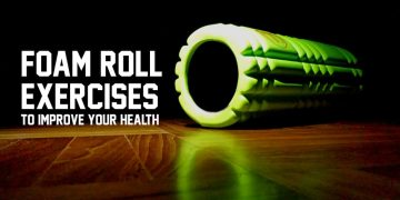 Foam Rolling at MSK Sports Injury Clinic