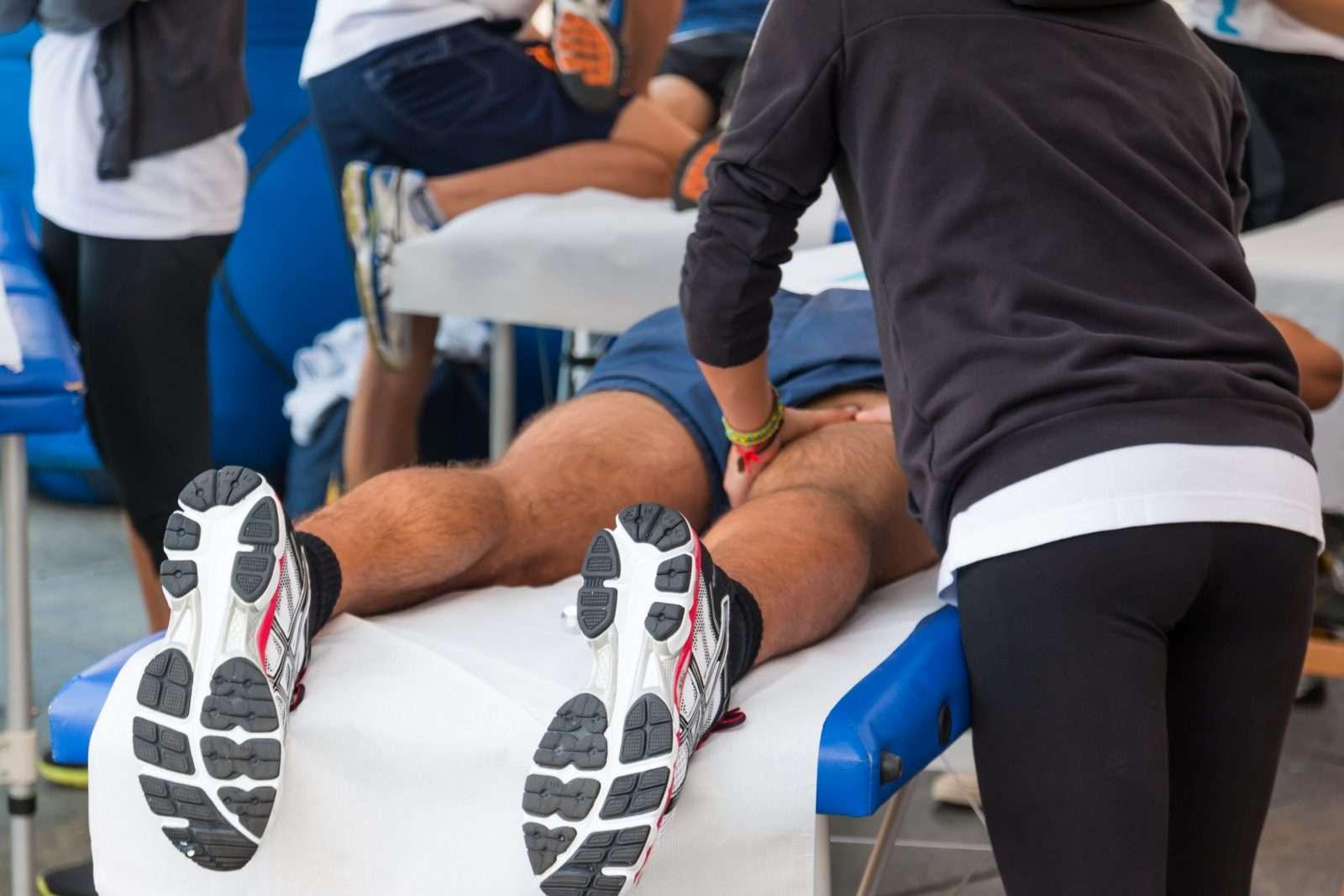 pre event massage newcastle