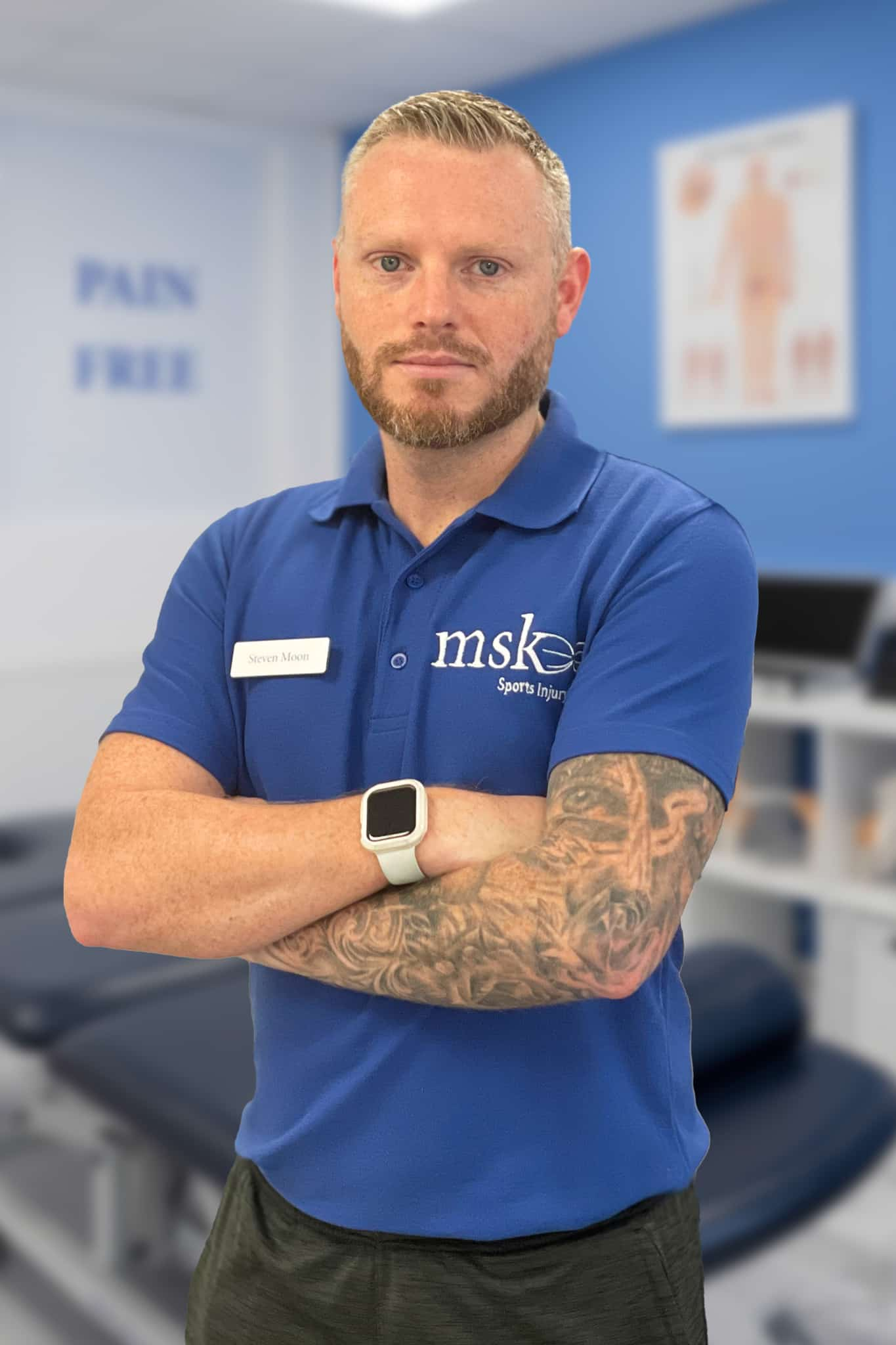 Steven Moon MSK Sports Injury Clinic